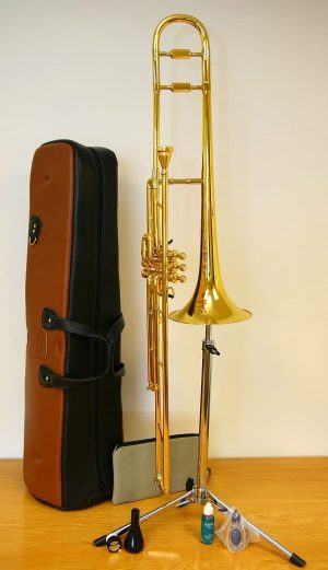 "Conn 6H ""Triple C"" Valve Trombone"