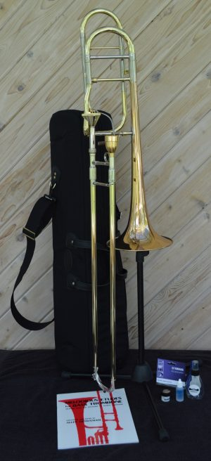 """""""Limited Edition"""" Conn Large Bore Tenor Trombone with Genuine Thayer Axial-Flow Valve """"F Attachment"""""""