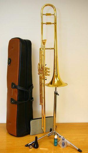 "1969 Conn 6H ""Triple C"" Valve Trombone"