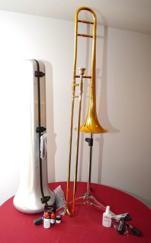 "Conn 6H ""Triple C"" Tenor ""jazz"" Trombone"