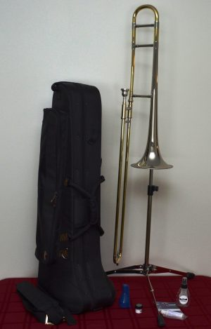"Brand:  Olds P-16 Custom Crafted Tenor (""jazz"") Trombone"
